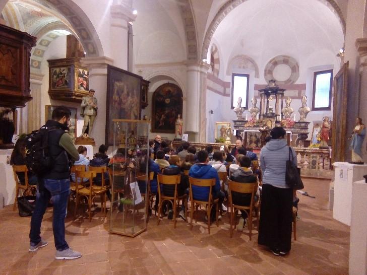 Viaggio nella storia…              a Sant'Eusebio